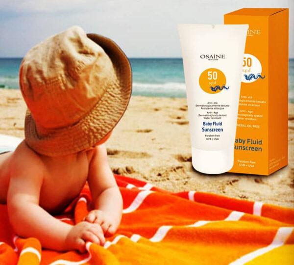 ضد آفتاب SPF50 اوزاین