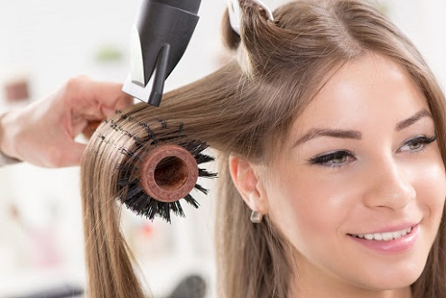 روش های براشینگ مو