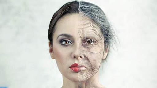 عوارض لوازم آرایش و پیری زودرس