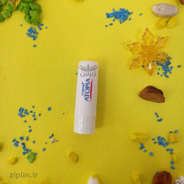 استیک نرم کننده و ترمیم کننده لب پوست خشک و خیلی خشک آردن اتوپیا