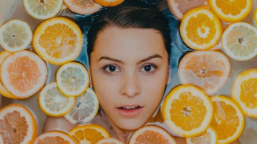 ویتامین C سلامت پوست