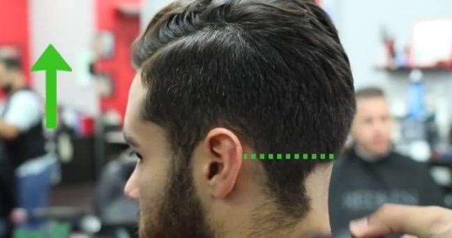 تصویر 9 کوتاه کردن موی مردان