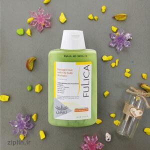 شامپو مناسب پوست سر چرب و موهای آسیب دیده فولیکا (Fulica)