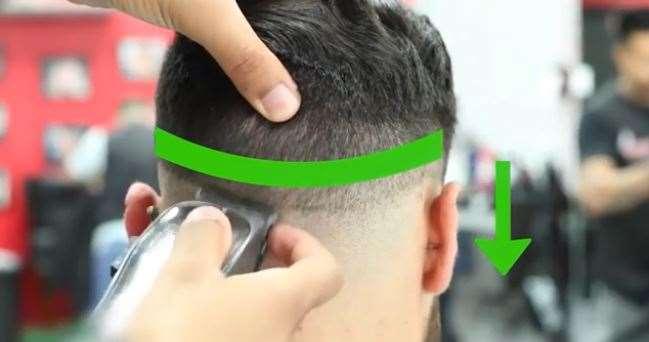 تصویر 10 کوتاه کردن موی مردان