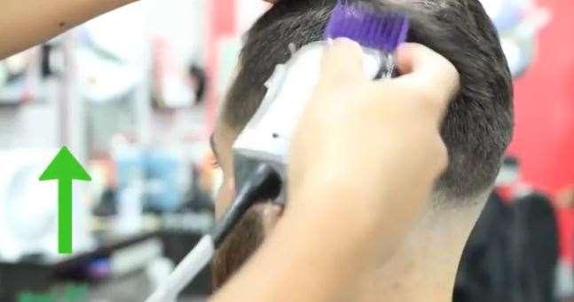 تصویر 11 کوتاه کردن موی مردان