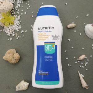 لوسیون بدن نوتریک آرگان معمولی نئودرم (Neuderm)