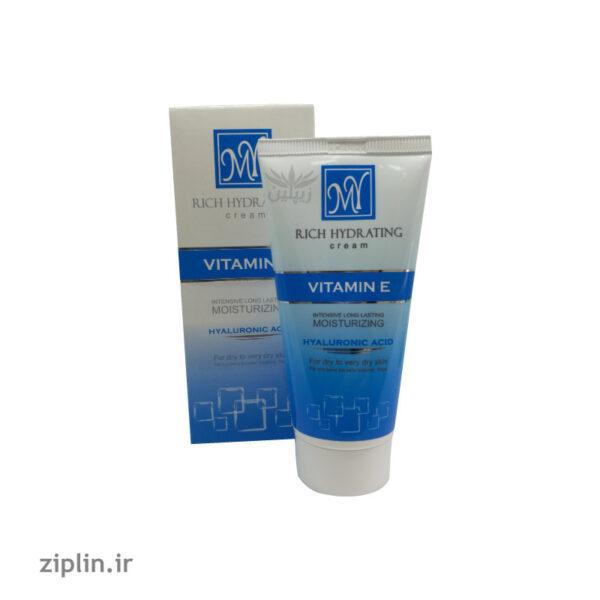 کرم مرطوب کننده قوی ویتامین E مای (MY)