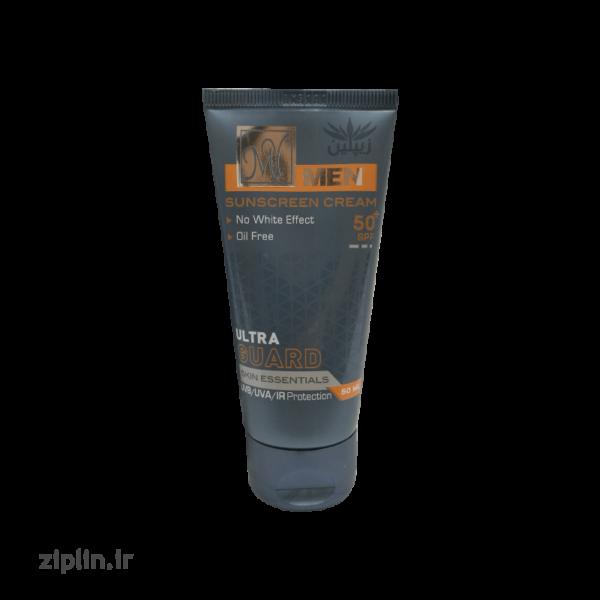 ضد آفتاب SPF50 آقایان مای مناسب برای انواع پوست (MY )