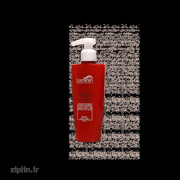 ژل پاک کننده پوست خشک و حساس لامینین (Laminin)