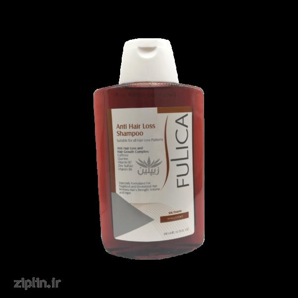 شامپو تقویت کننده و ضد ریزش مو فولیکا (Fulica)