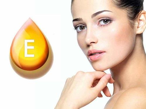 نقش ویتامین E در پوست