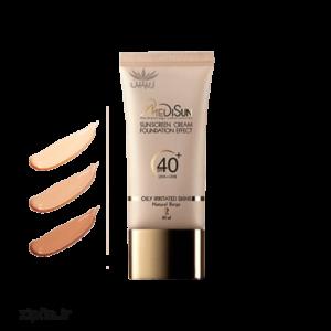 ضد آفتاب کرم پودری SPF40 انواع پوست مدیسان
