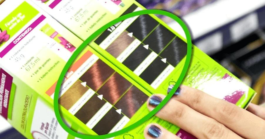تصویر 2 رنگ کردن مو