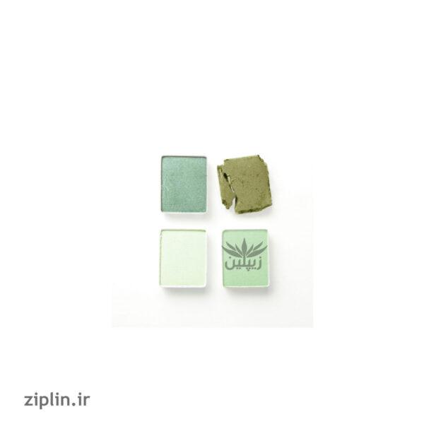 سایه چشم 4 رنگ مدل Sunlit-Garden این لی (INLAY)