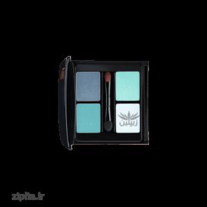 سایه چشم 4 رنگ مدل Vivid-Blue این لی (INLAY)