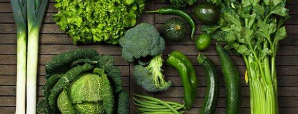 سبزیجات دارای ویتامین A