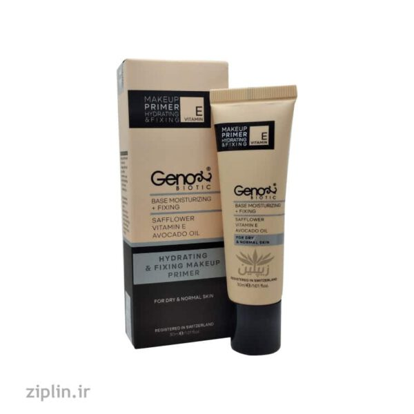پرایمر مناسب برای پوست خشک و معمولی ژنو (Geno)