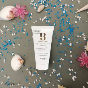 کرم-ضد-آفتاب-بیزانس-SPF50-مناسب-پوست-خشک