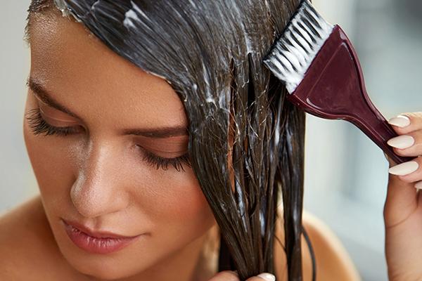 رنگ کردن مو به صورت طبیعی