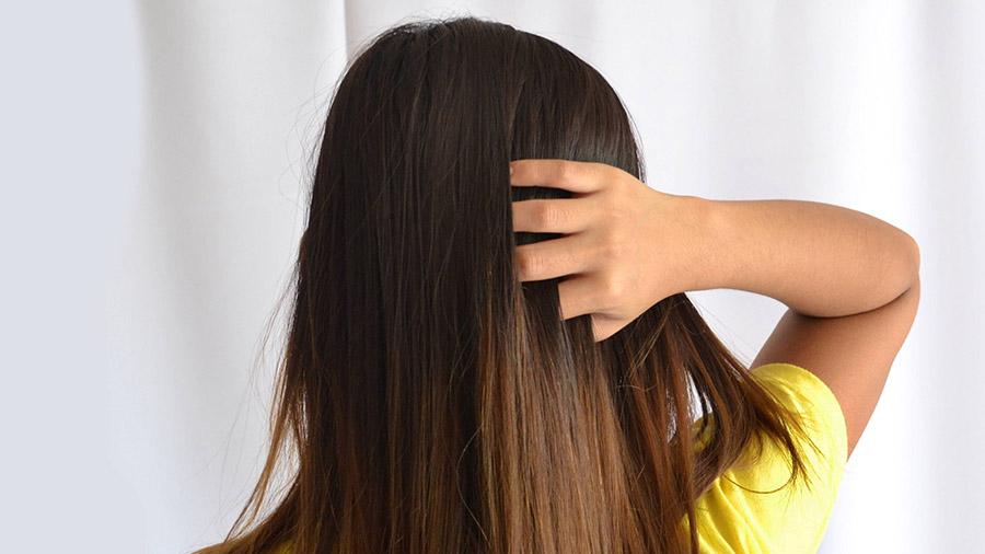 تقویت مو با ماسک خانگی