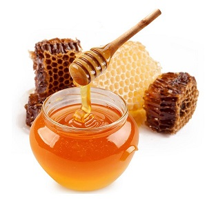 عسل یک راه درمان پوسته شدن اطراف ناخن