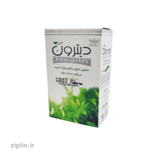 صابون سالیسیلیک اسید دیترون