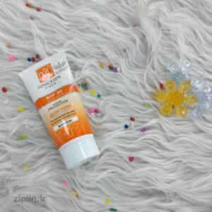 کرم ضد آفتاب SPF30 بی رنگ مای (MY)