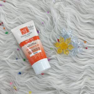 کرم ضد آفتاب SPF60 بی رنگ مای (MY)
