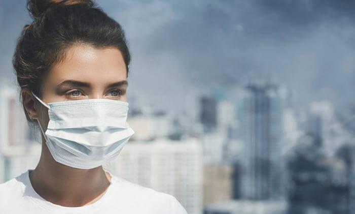 توصیه های بهداشتی و درمانی در شرایط افزایش آلودگی