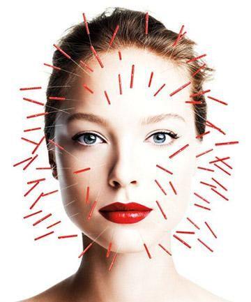 تاثیر طولانی مدت طب سوزنی صورت