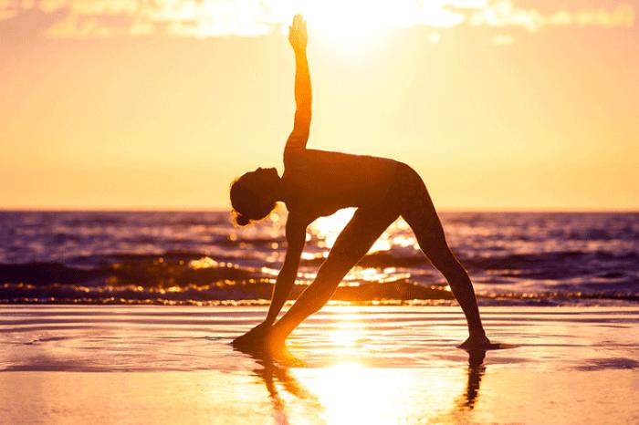 مراقبت پوست در تابستان با ورزش کردن