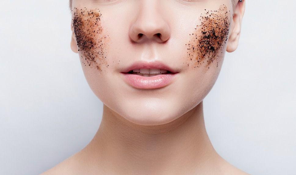 تاثیر کافئین بر روی پوست