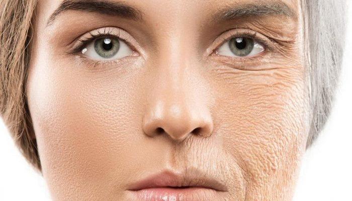 ماساژ صورت جهت جلوگیری از چروک پوست صورت