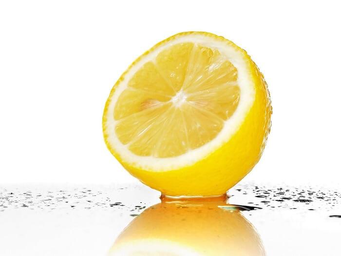 پاک کردن تاتو طبیعی لیمو