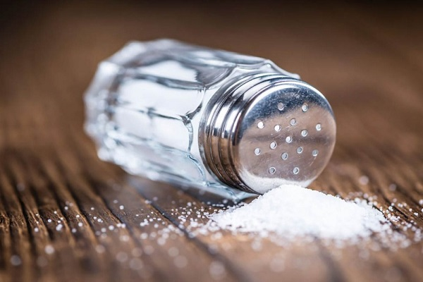 نمک خوراکی جهت درمان شوره سر