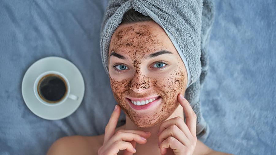 تاثیر کافئین بر پوست