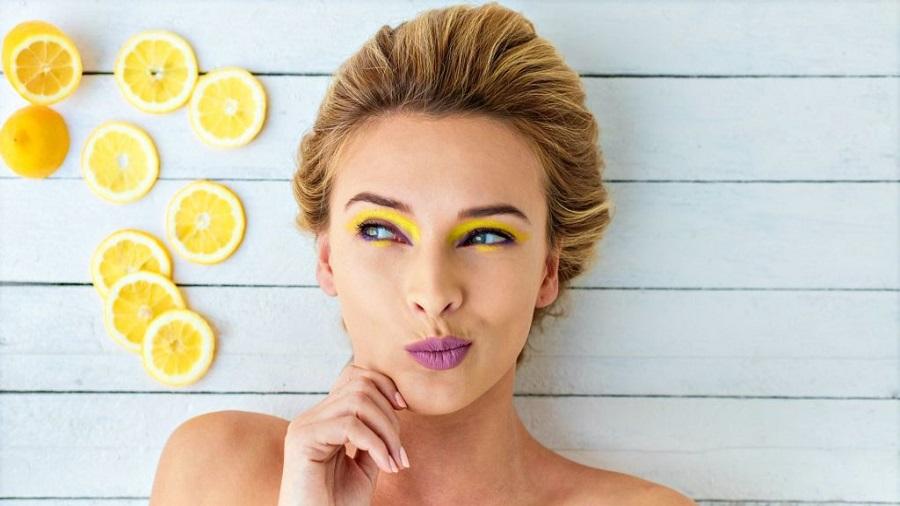 خواص لیمو ترش پوست و مو