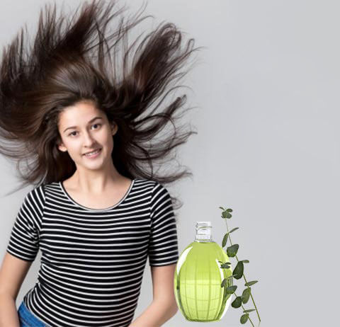 خواص روغن اکالیپتوس برای مو