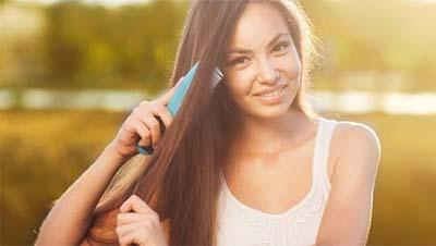تاثیر روغن سیاه دانه بر نرم و براق شدن موها