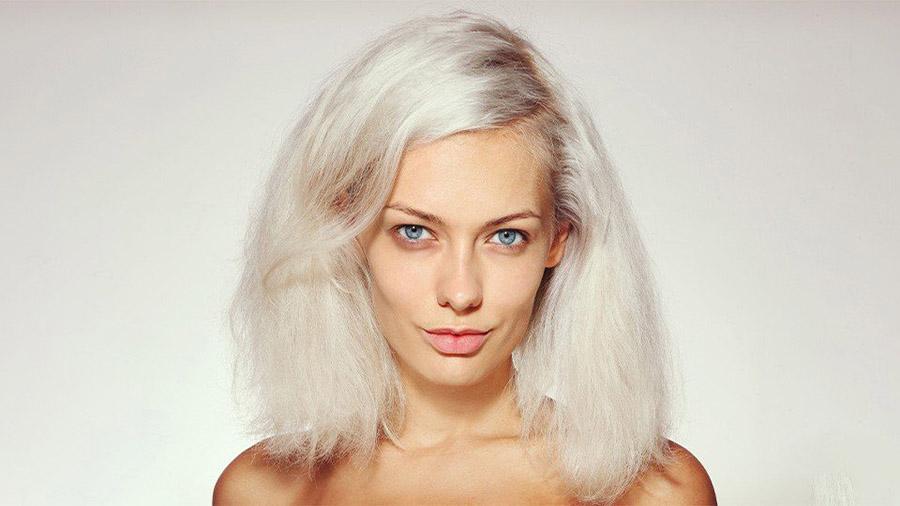 مراقبت مو پس از دکلره