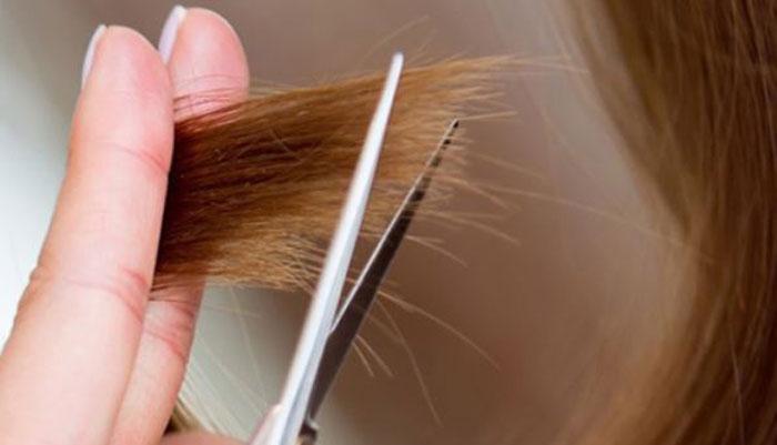درمان موخوره با کوتاه کردن مو