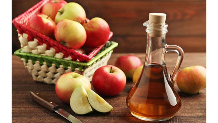 درمان موخوره با سرکه سیب