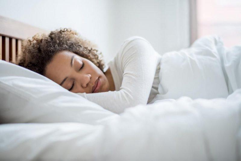 حفظ سلامت پوست با خواب کافی