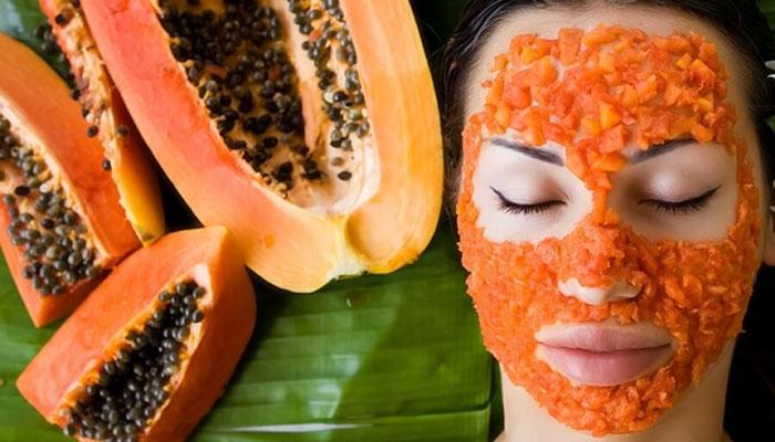 ماسک پاپایا برای داشتن پوستی سالم و درخشان