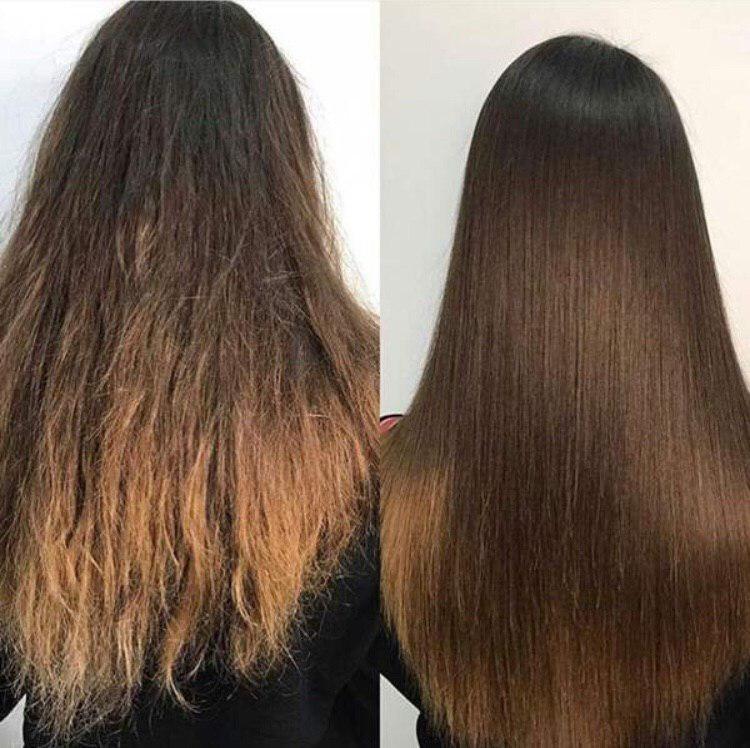 گلت کردن مو به روش شیمیایی