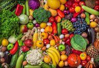 درمان نازکی پوست صورت با خوردن میوه ها و سبزیجات