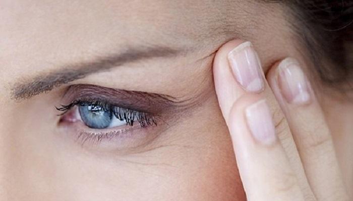 چین و چروک از تاثیر استرس بر پوست و مو