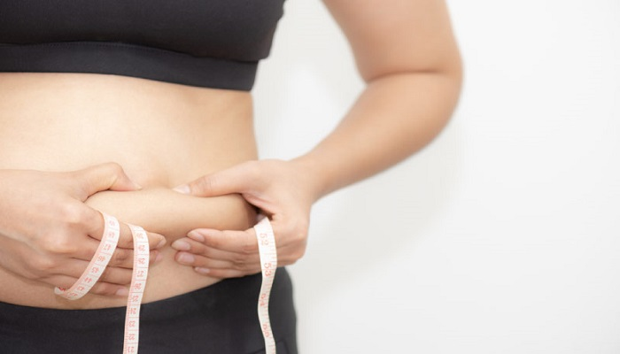 از بین بردن چربی اضافی شکم با استفاده از لیپولیزر