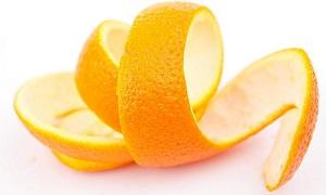 مواد مغذی در پوست پرتقال