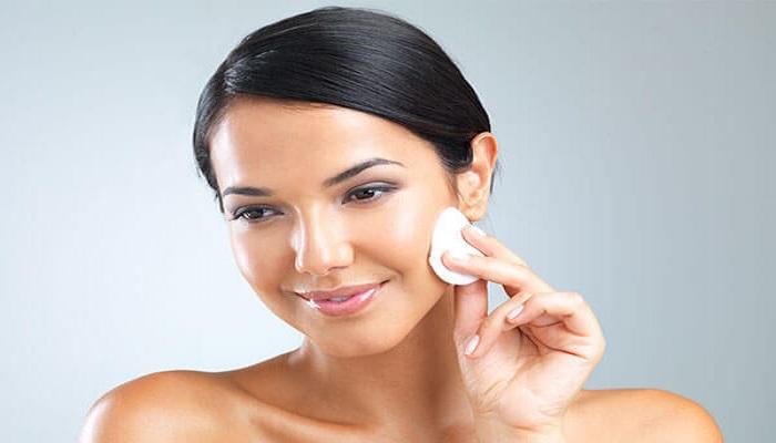 استفاده از روغن خشک برای پوست